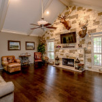 Living Room Professional Real Estate Marketing Photography