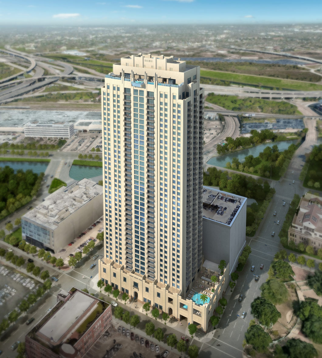 Market Square Tower Houston Apartments For Rent & Lease